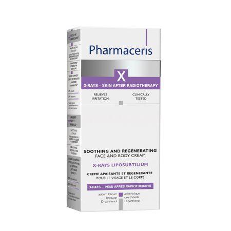 PHARMACERIS X, X Ray Liposubtilium-atstatomasis kremas veidui ir kūnui , 75ml (dėž.)