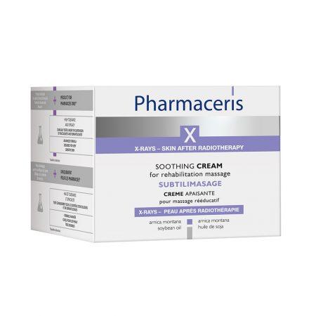 PHARMACERIS X, X Ray Subtilimasage-raminamasis kremas, 175ml (dėž.)