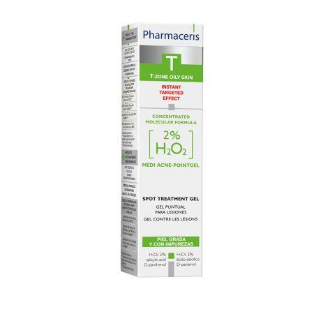 PHARMACERIS T, Medi Acne Pointgel-gelis nuo mikro uždegimams, 10ml (dėž.)