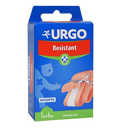 Urgo Resistant tvirtasis pleistras 1 x 6 m karpoma juosta