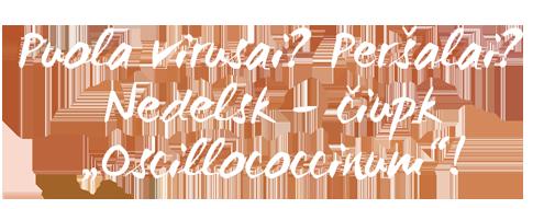 oscillococcinum-uzrasas