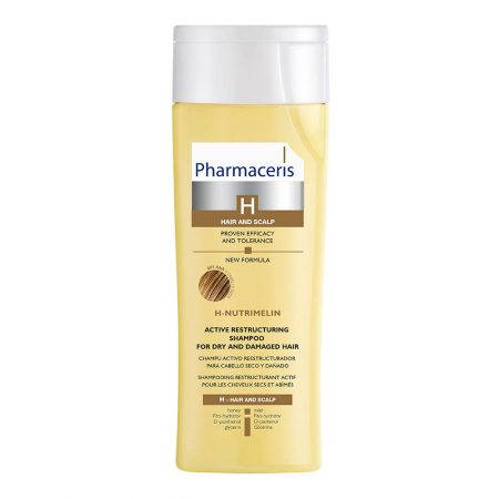 PHARMACERIS H, Nutrimelin-atstatomasis šampūnas, 250ml