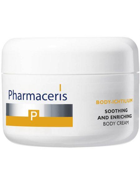 PHARMACERIS P, Body ichtilium-maitinamasis kremas kūnui, 175ml