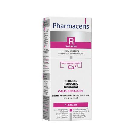 PHARMACERIS R, Calm Rosalgin-raminamasis kremas mažinantis paraudimus, 30ml (dėž.)