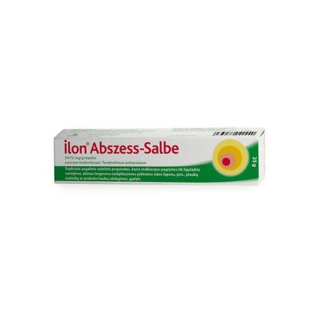 Ilon Abszess-Salbe (Pakuotė)