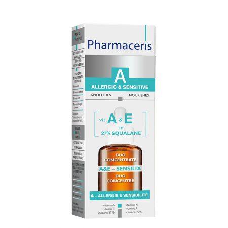 PHARMACERIS A, A&E Sensilix-drėkinamasis serumas, 30ml (dėž.)