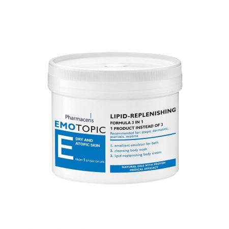 PHARMACERIS Emotopic, lipidus atkuriantis mišinys, 500ml