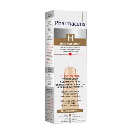 PHARMACERIS H, Stimupeel-trichologinis galvos pilingas, 125ml (dėž.)