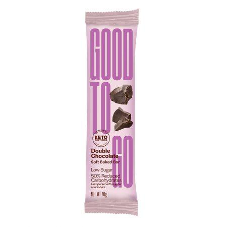 Good to go šokoladinis